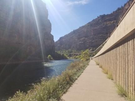Glenwood Canyon :)