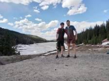 Jonas and I